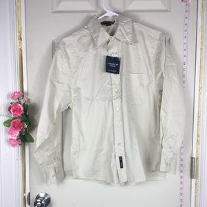 ❤️5/25$❤️Port Authority Button Down Shirt XS NWT